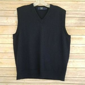 J. Crew Factory Merino Wool Sweater Vest